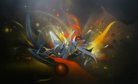COSMIC STREET ART