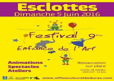 Esclottes 2016 Sortir 47