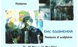 Affiche EGUIMENDIA SERRE
