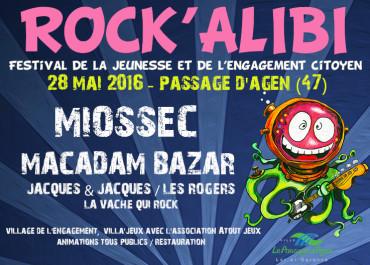 ROCK ALIBI PUB
