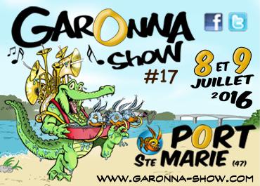 GARONNA SHOW