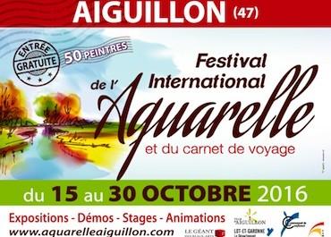 Festival International de l'Aquarelle