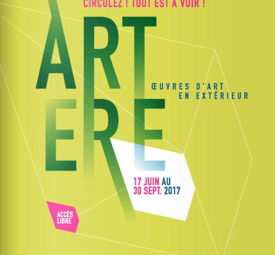 ARTERE parcours artistique en Pays Val de Garonne