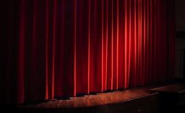 rideau scène théâtre